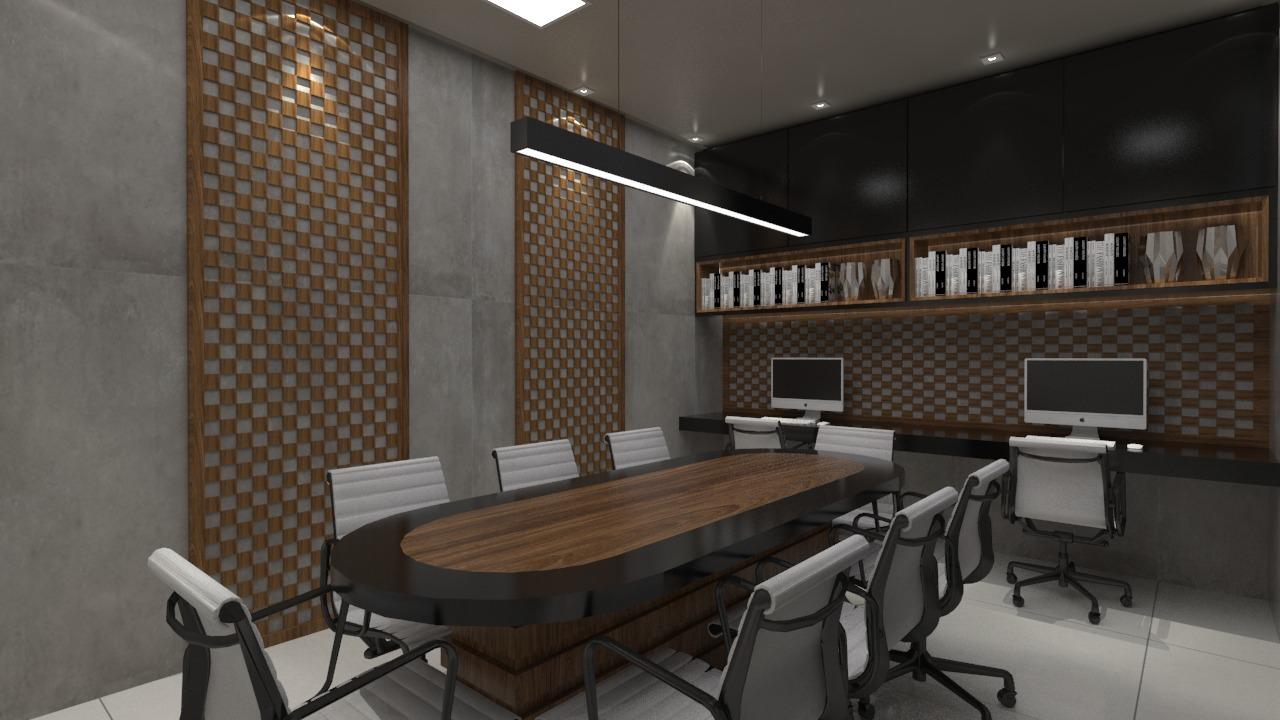 Sala de Reunião – Escritório de Advocacia