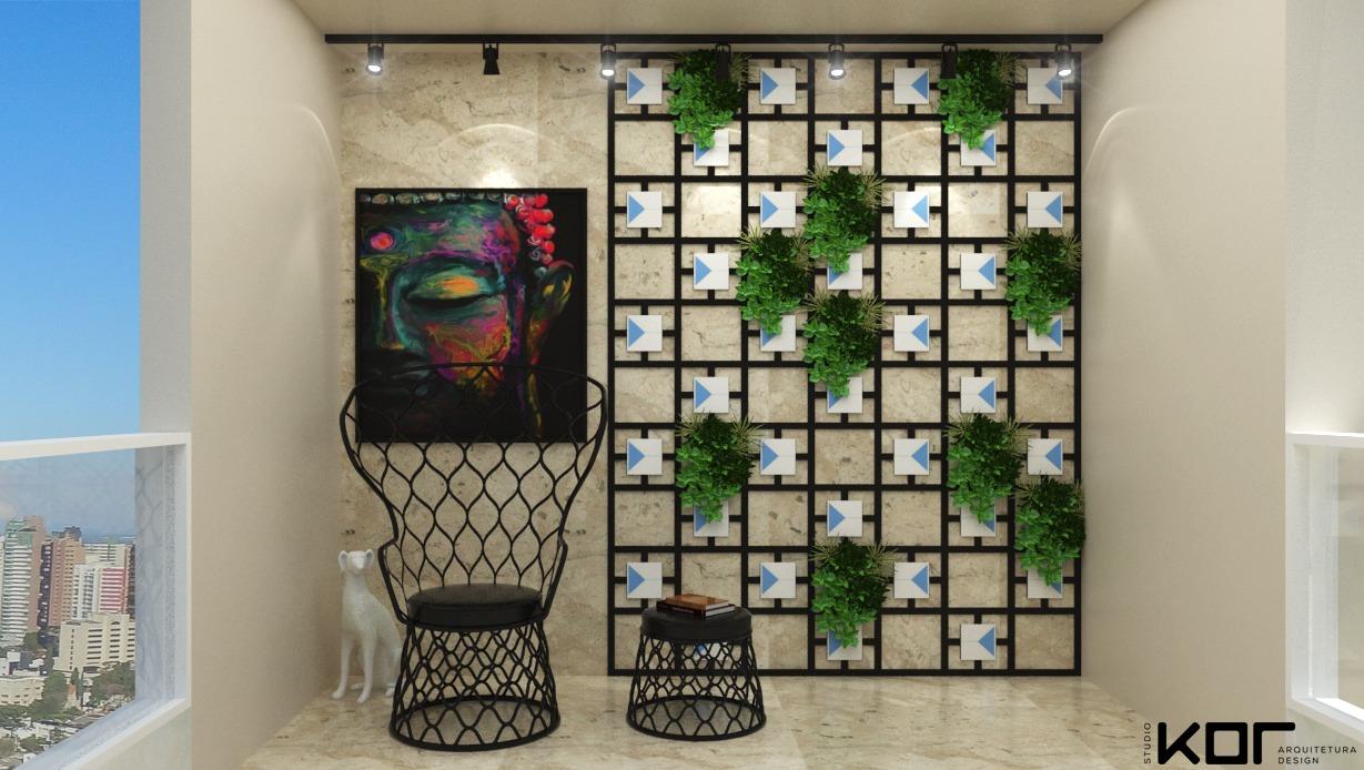 Painel Yoko + Azulejo